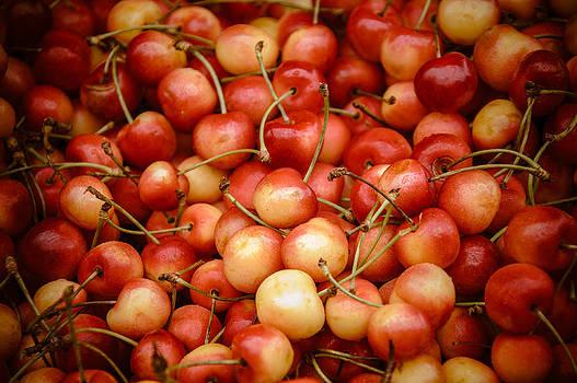 Ranier Cherries by Jen Morrison