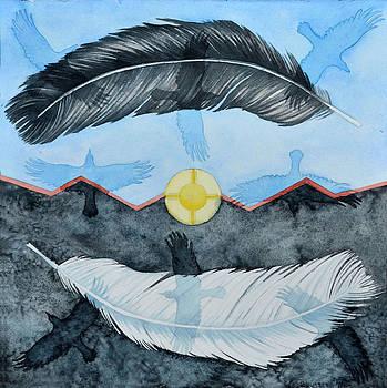 Raven Medicine by Kristen Holmberg