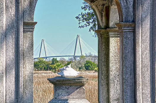 Ravenel Bridge Two by Donnie Smith