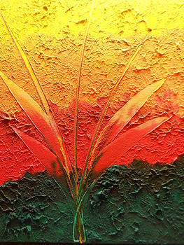 Reaching by Lisa Williams