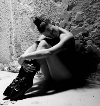 Rebel Ballerina by Clarisa Steyn