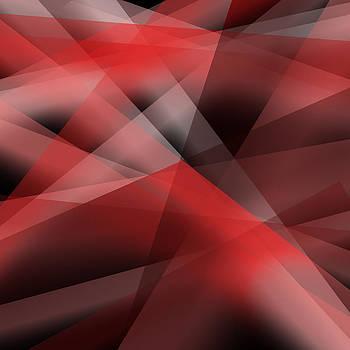 Svetlana Sewell - Red Abstract