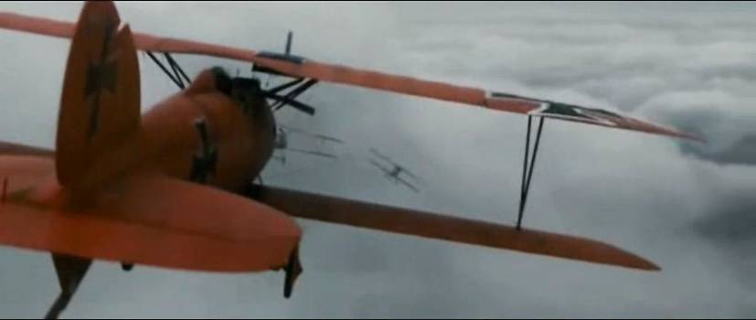 Red Baron by Rod Saavedra-Ferrere