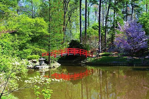Red Bridge by Bob Whitt