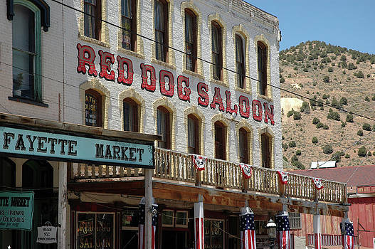 LeeAnn McLaneGoetz McLaneGoetzStudioLLCcom - Red Dog Saloon