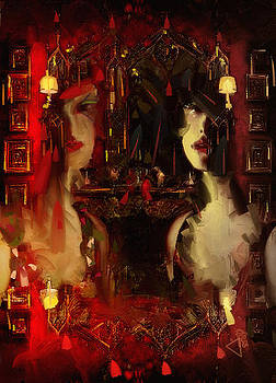 Red Dust by Velitchka Sander