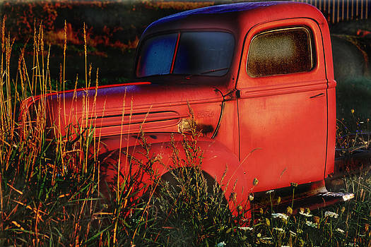 Richard Hinton - Red Ford