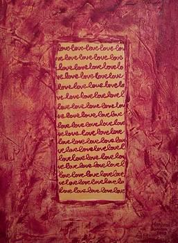 Red Love by Joanna Marouli