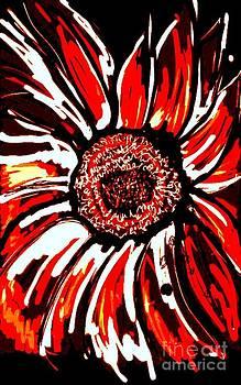Red by Maneesh  Kumar