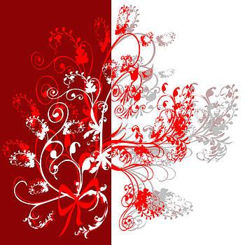 Svetlana Sewell - Red Ornament