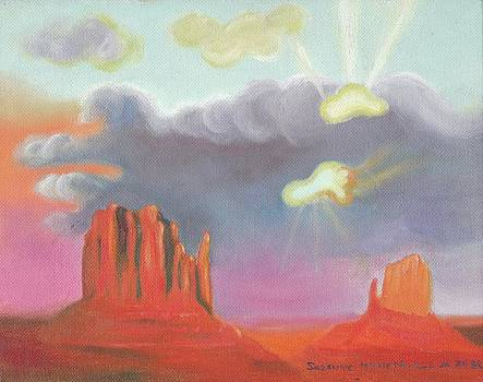 Suzanne  Marie Leclair - Red Rock Country