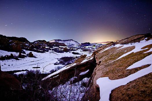 Adam Pender - Red Rock Glow