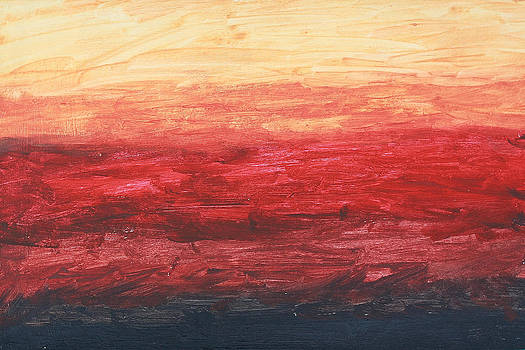 Red Sky by Terry Burke