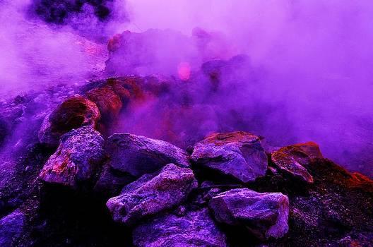 Red Stones by Valeria Giunta