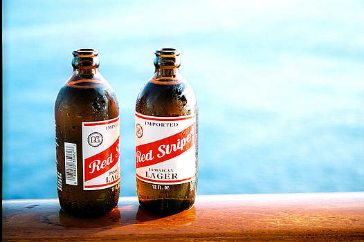 Red Stripe by Claude Taylor
