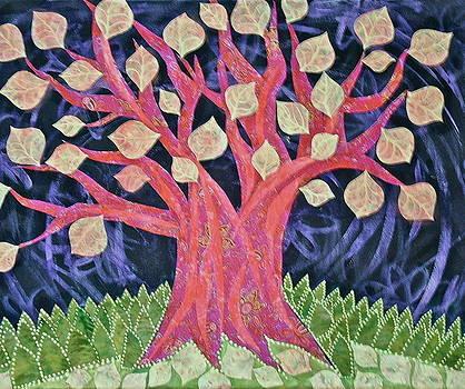 ReD Tree by Teresa Grace Mock