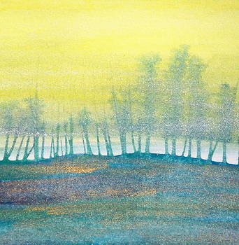Redwood Dream by Sheba Goldstein