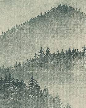 Redwood Mist by Sara Bell