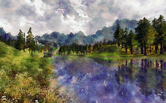 Reflections of Nature by Erica Horsley
