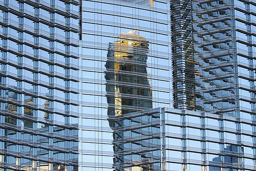 Reflections of Vegas by Jay Warwick