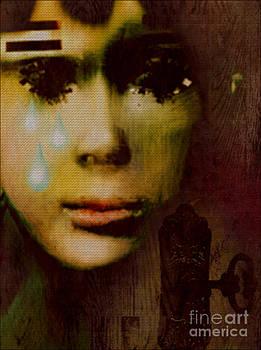 Reflector Child by Velitchka Sander