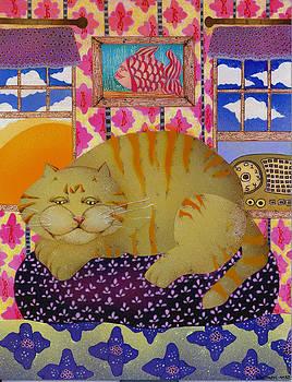 Relaxing Fantasy by Dede Shamel Davalos