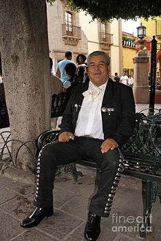 John  Mitchell - RELAXING MARIACHI San Miguel de Allende Mexico