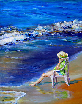 Diane Kraudelt - Relaxing On The Outer Banks