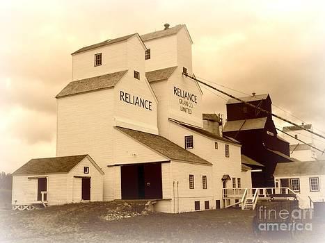 Reliance Historic Elevator by Ashley Vipond