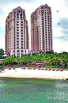 Resort Hotel Mactan Island by Anita Antonia Nowack