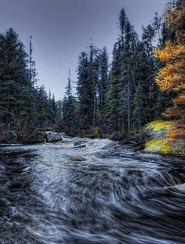 Revelation River by Heather  Rivet
