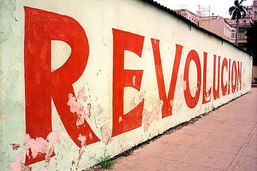 Revolucion by Claude Taylor