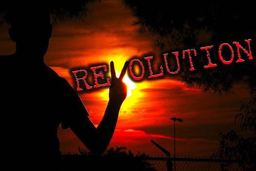 Revolution by Edgar  Mena