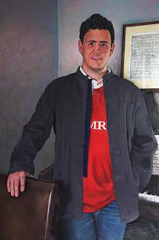 Harry Robertson - Rhys Meirion