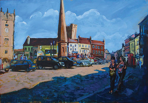 Neil McBride - Richmond Market Place