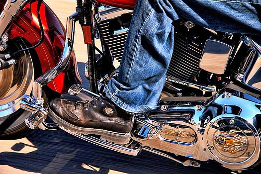 Ride On by Gene Praag
