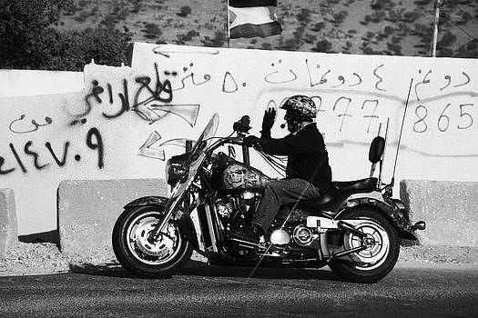 Rider by Adeeb Atwan