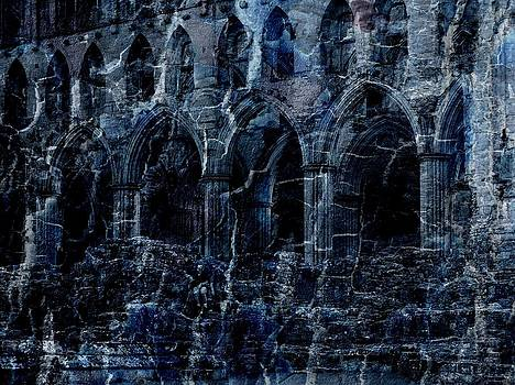 Rievaulx in the Crack of Night by Jen White