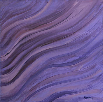 Ripples In the Sand by Judy M Watts-Rohanna