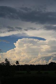 Rising Clouds by Jessica Jandayan
