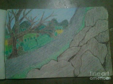 Rising Road by Bgi Gadgil