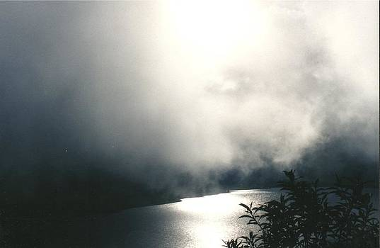 River In The Clouds by Anna Tetro