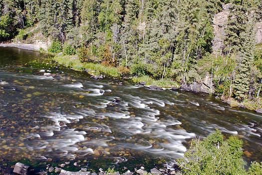 River Rapids by Darren Langlois