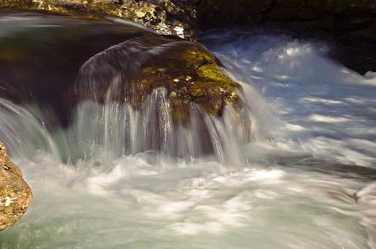 River Rock by Susan Leggett