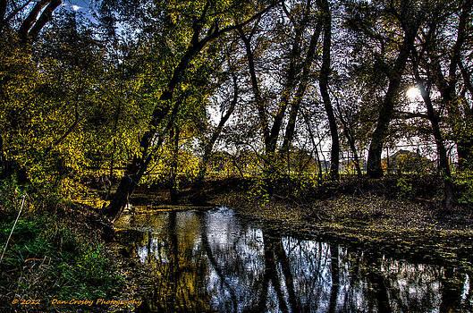 Rivers Edge by Dan Crosby