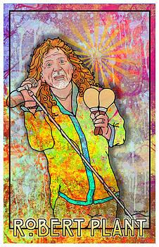 Robert Plant by John Goldacker