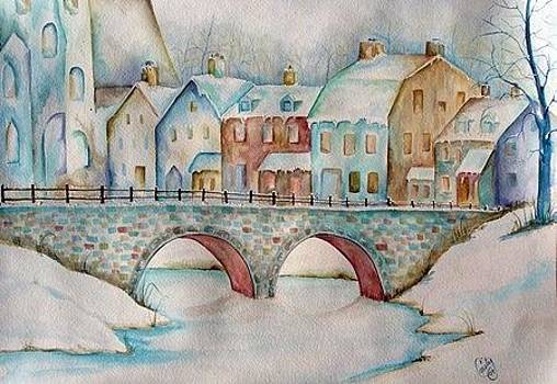Rock Bridge by Cristy Crites