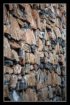 Rock Wall by Miguel Capelo