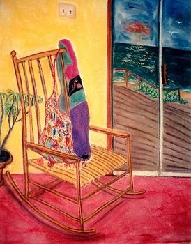 Rocking Chair by Eliezer Sobel