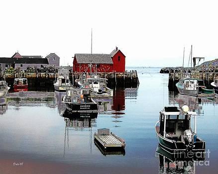 Dale   Ford - Rockport Harbor